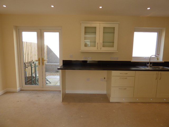 Wisemove. Property for sale. Bryn Road, Ogmore. Kitchen/Diner