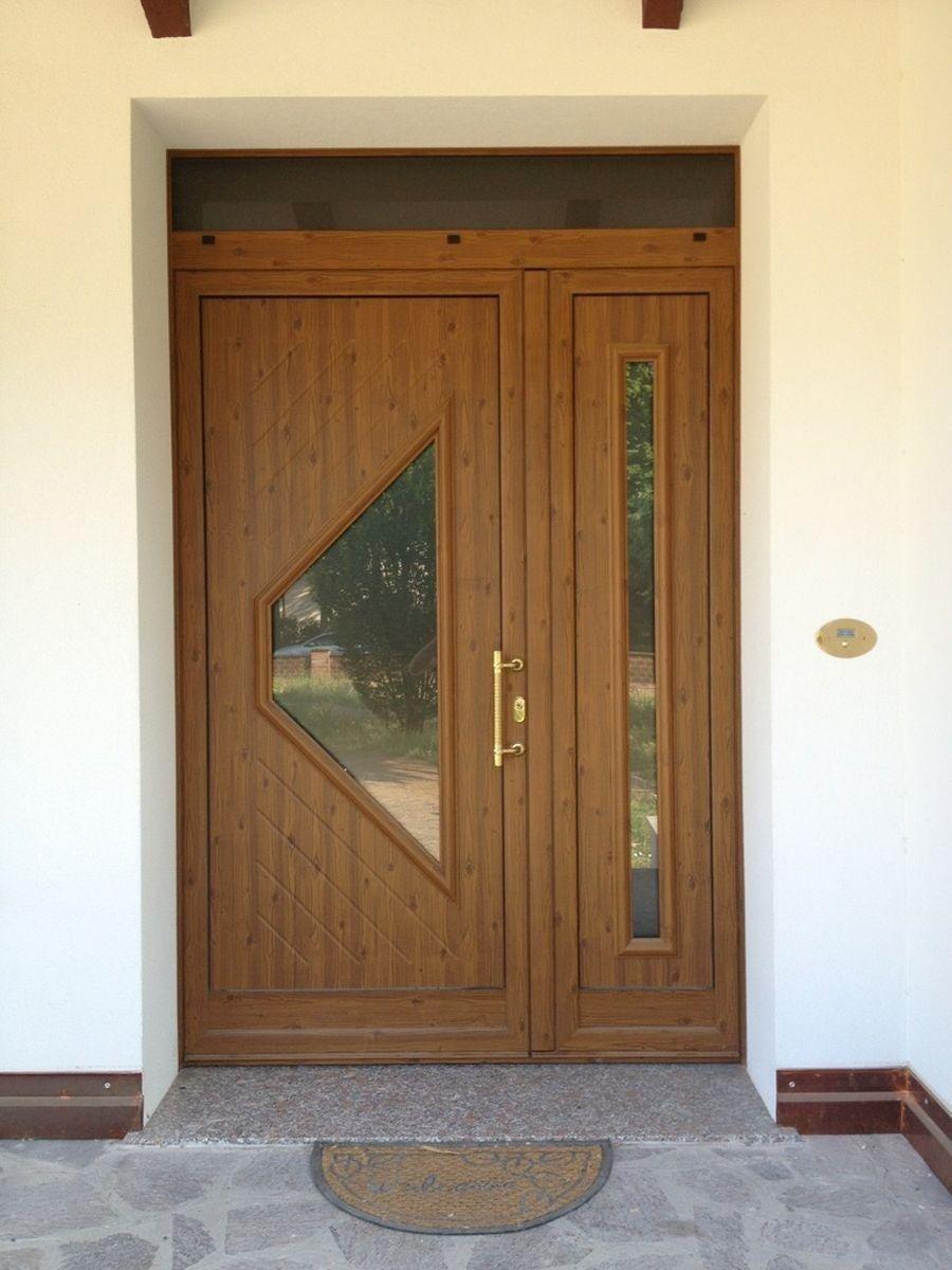 infissi su porta