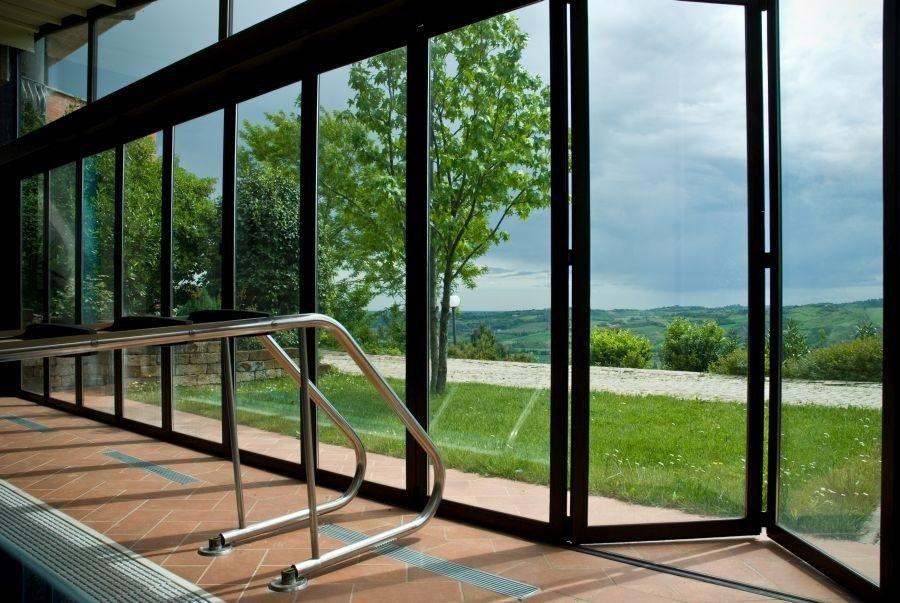infissi vetrate veranda