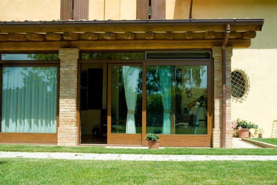 infissi villa