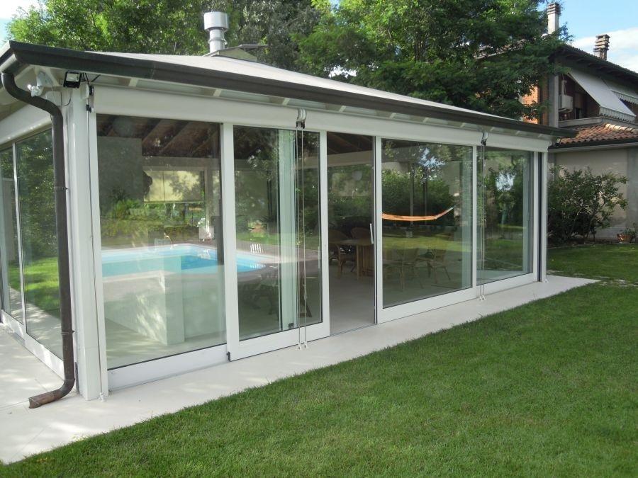 infissi veranda vetrata