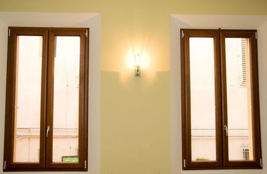 infissi in legno finestre