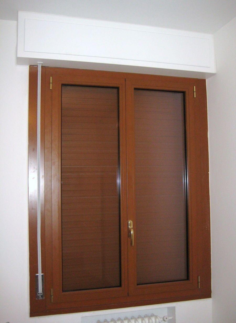 infissi legno porta finestra