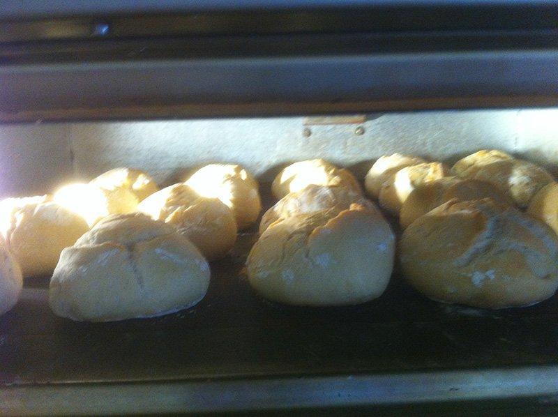 Pane appena sfornato al paradiso dei Golosi