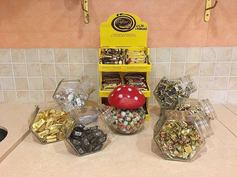 Cioccolatini al Paradiso dei Golosi