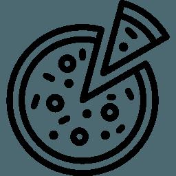 icona di una pizza