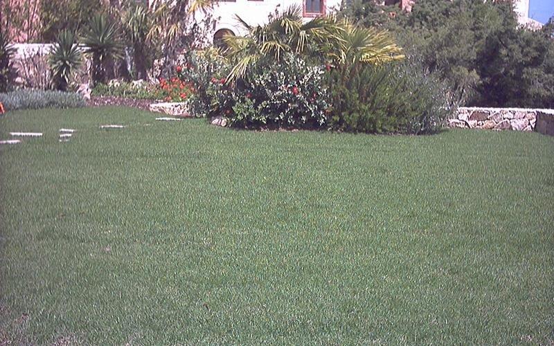 impianto di irrigazione giardino Olbia