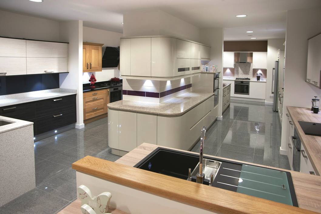 15 Latest And Best Kitchen Furniture Designs In India