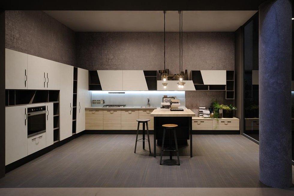 cucina stile minimal moderno