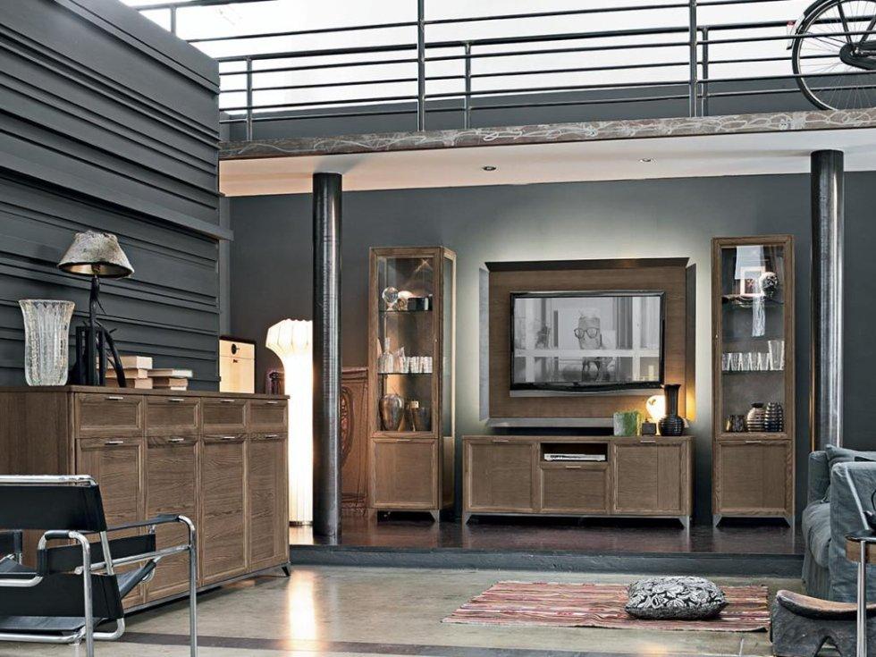 Mobili soggiorno modena arredamenti ef sabattini for Vendita mobili modena