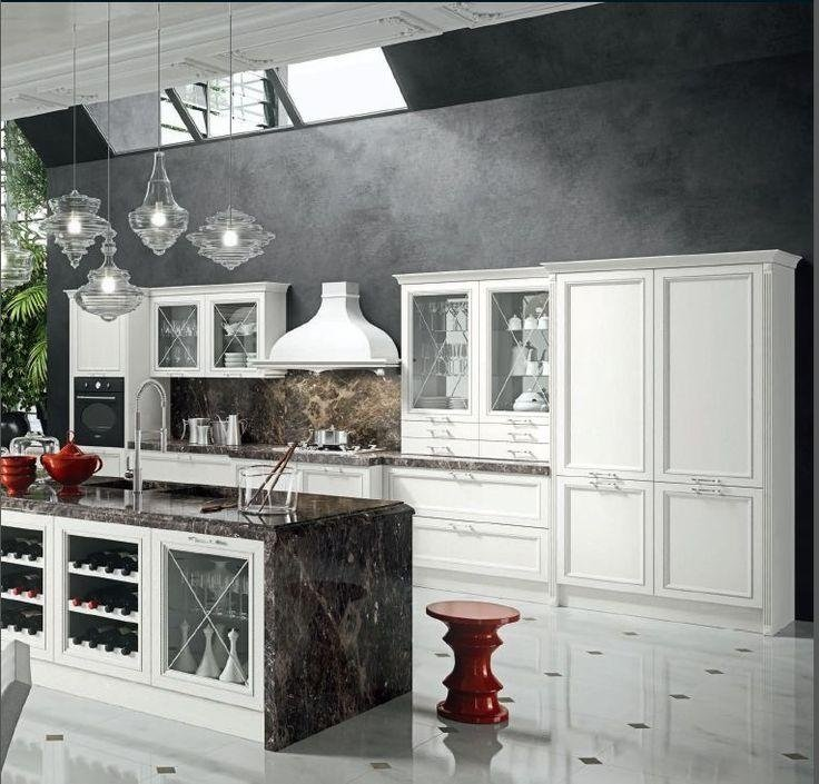 cucina stile contemporaneo