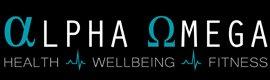 alpha omega health business logo