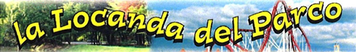 RISTORANTE LA LOCANDA DEL PARCO - LOGO