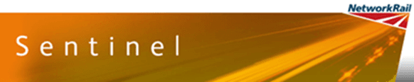Sentinel Network Rail Logo