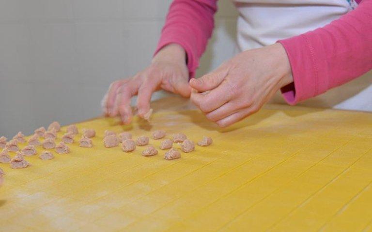 ripieno pasta fresca