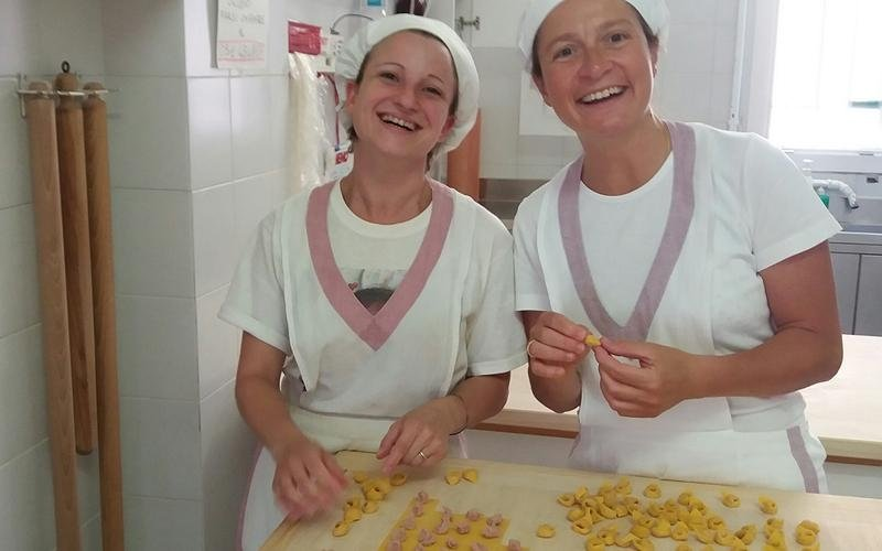 pasta fresca bolognese