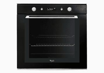 forno con display digitale