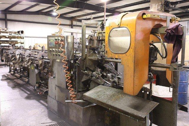 Modern Cut Off Machine
