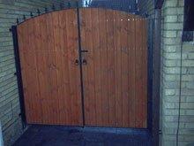 Fencing - Sutton-in-ashfield - Slab World - Wooden gate