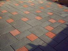 Paving slabs - Sutton-in-ashfield - Slab World - Random Pattern