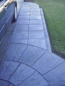 Paving slabs - Sutton-in-ashfield - Slab World - Slabbed Drive