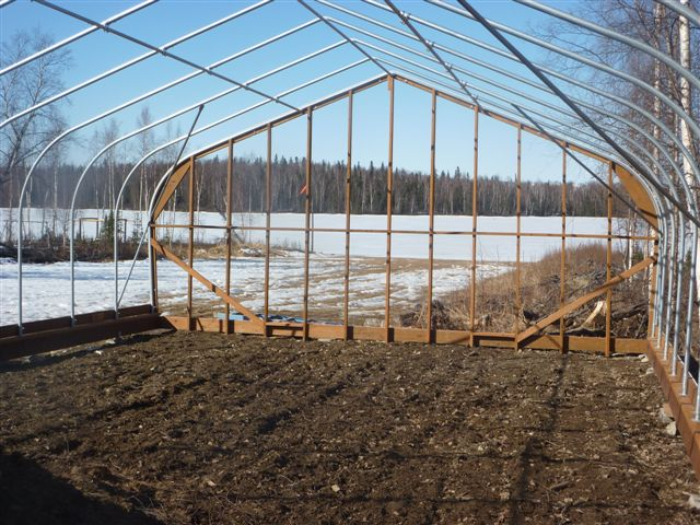 Greenhouse or High Tunnel
