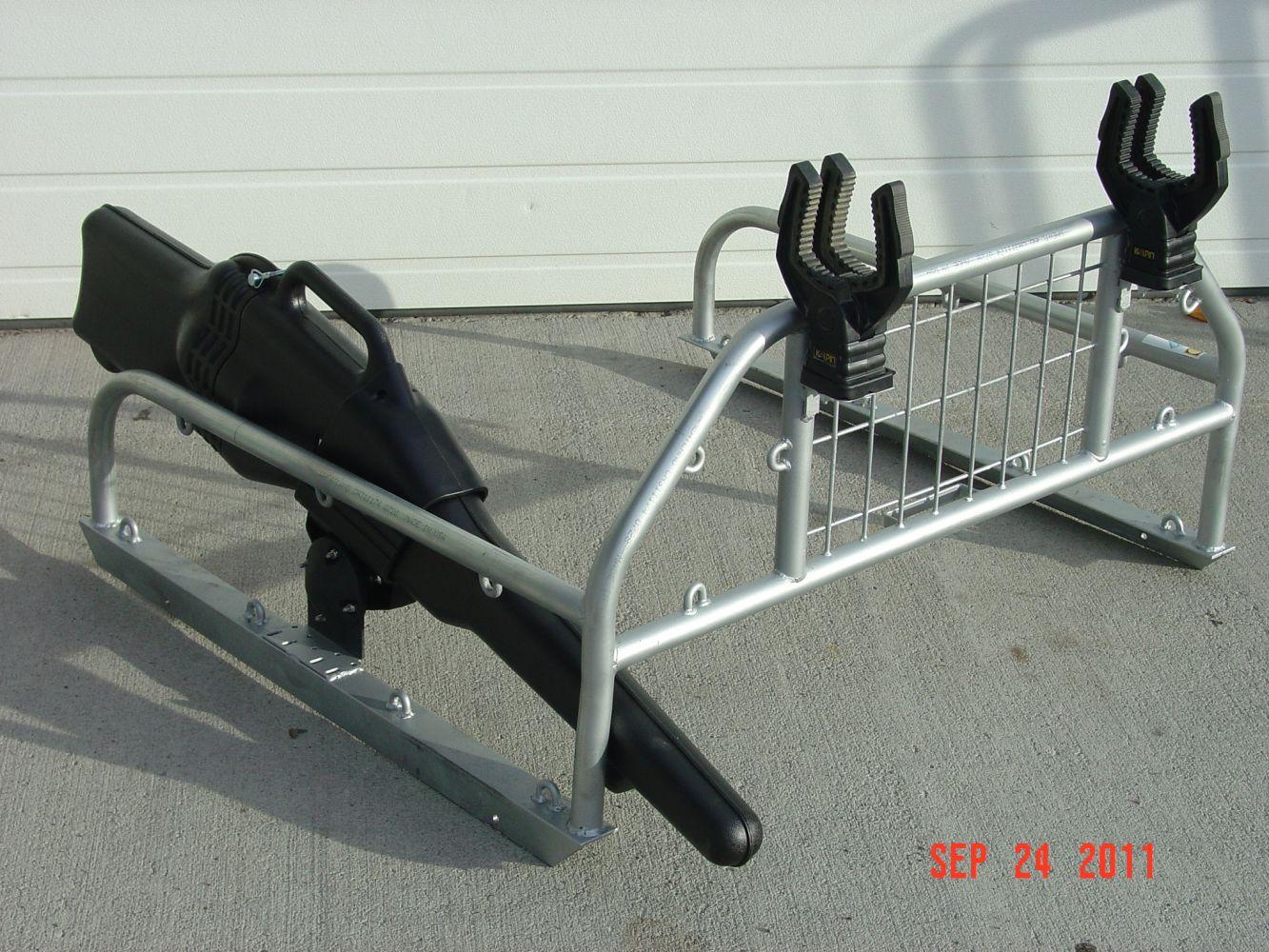 Wheeler Rack custom