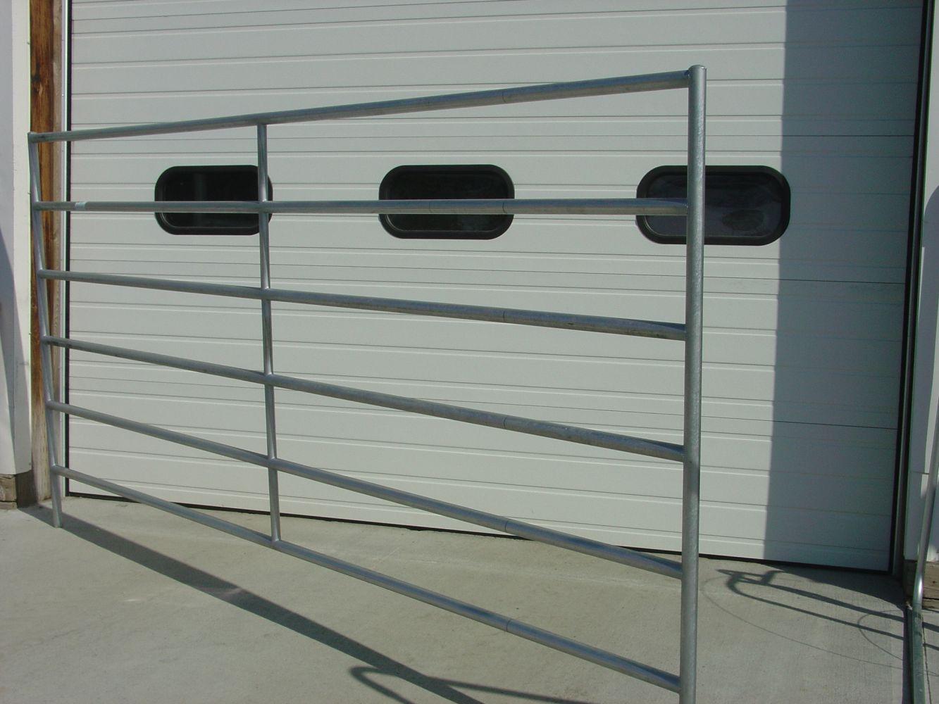6 Bar Panel