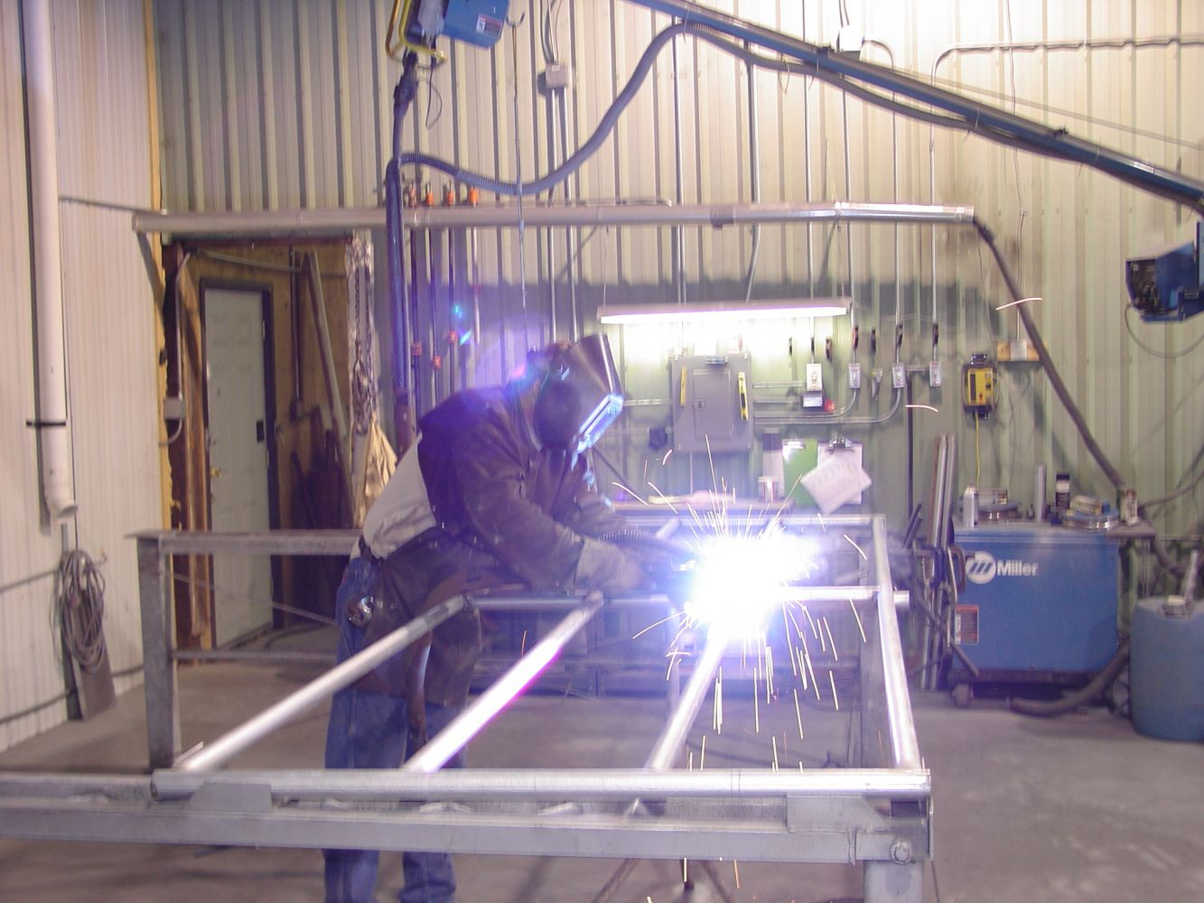 Custom Fences build here in Palmer AK.
