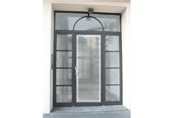 Porte ingresso per palazzi