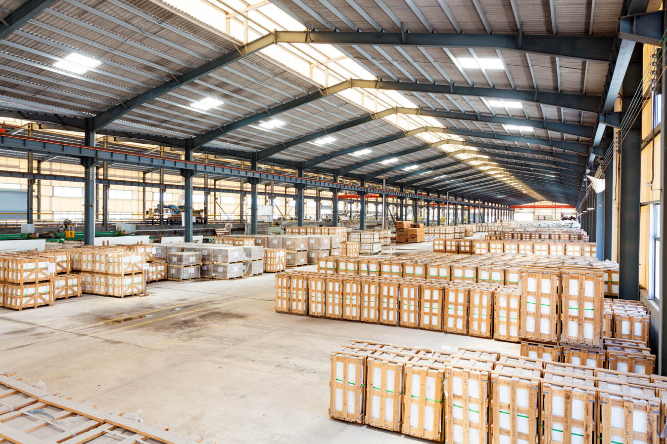 Best 5 Warehouse Design Ideas | WorldBuild365