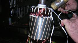 avvolgimenti elettrici, motori elettrici