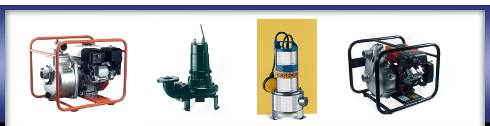 Motor and pump design
