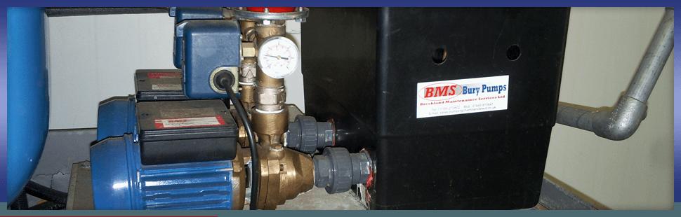 Fluid handling pump systems