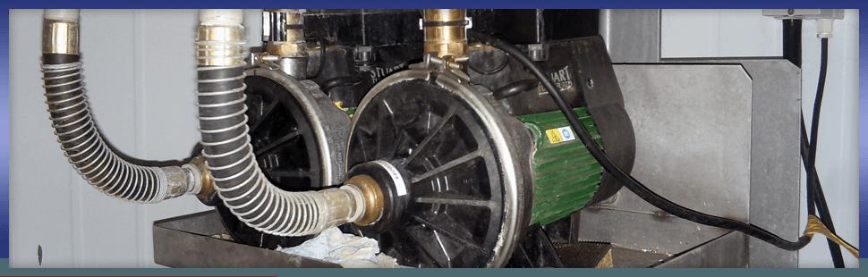 Fluid handling motors