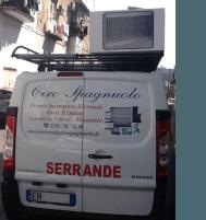 Serranda in metallo Napoli