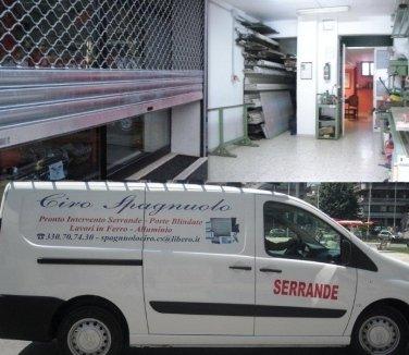 installazione serrande, serrande in metallo, serrande automatiche