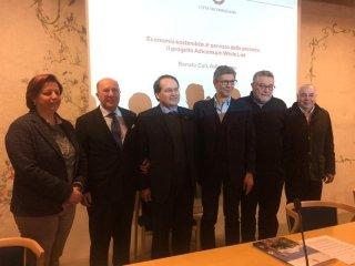 Firma protocollo d'intesa tra Confida, adiconsum e Comune Conegliano