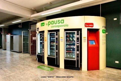 distributori automatici mogliano