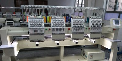 different types of embroidery machines