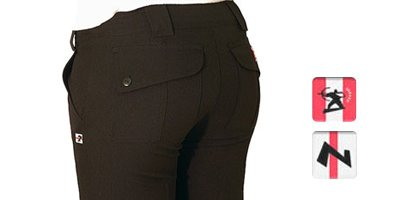 back view of the trouser