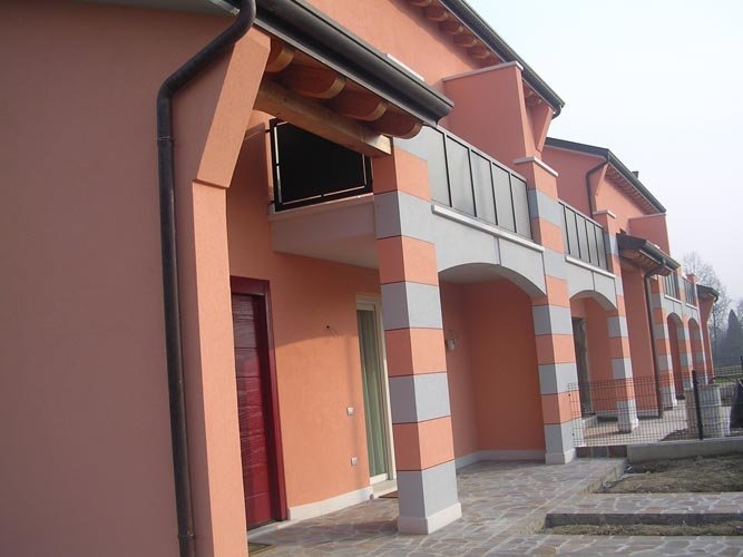 portico e manutenzione facciate