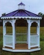 vinyl gazebo in arkansas
