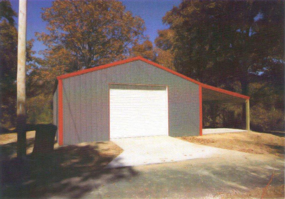 Pole Barns in Arkansas