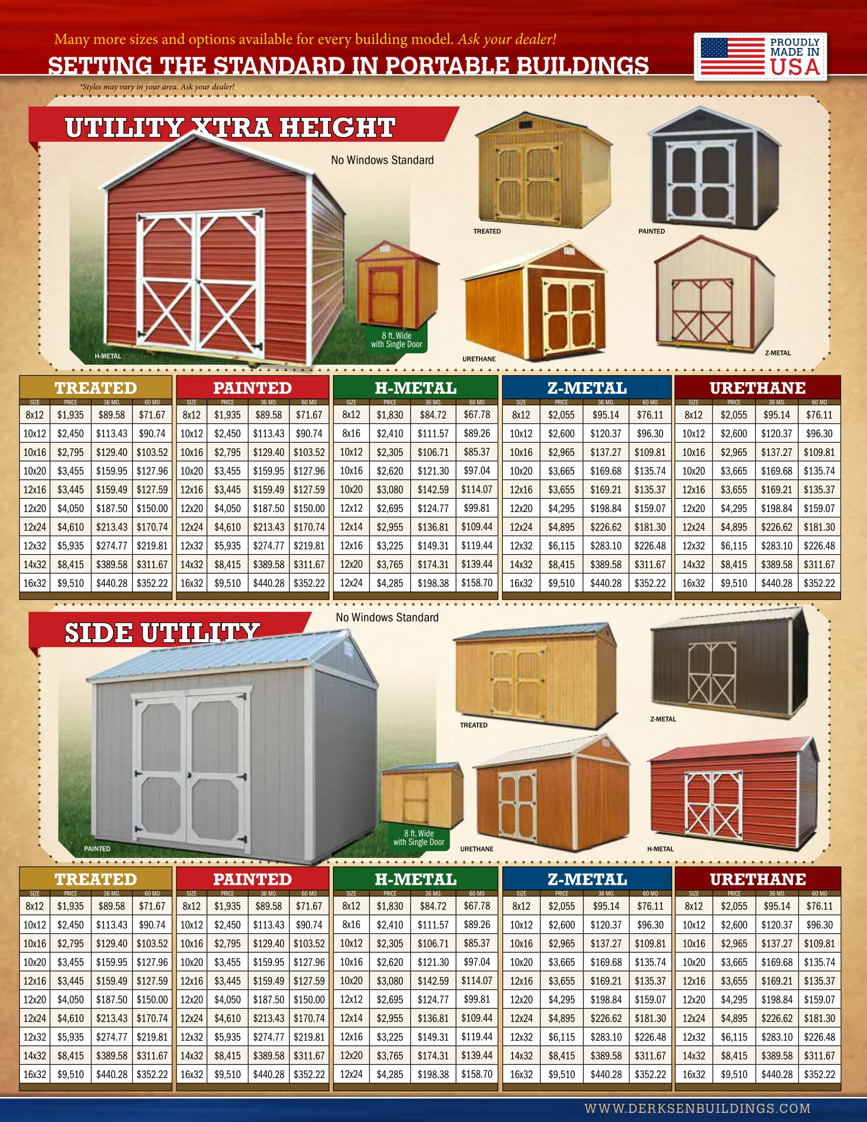 rent to own portable buildings central arkansas