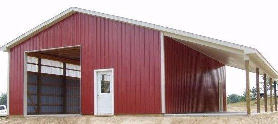 Pole Barns I 30 Portable Buildings Little Rock Arkansas