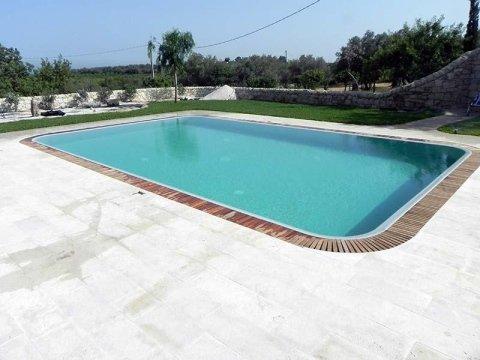 Costruzione piscine in vetroresina racalmuto agrigento sicilia sicily pools - Costruire piscina costi ...