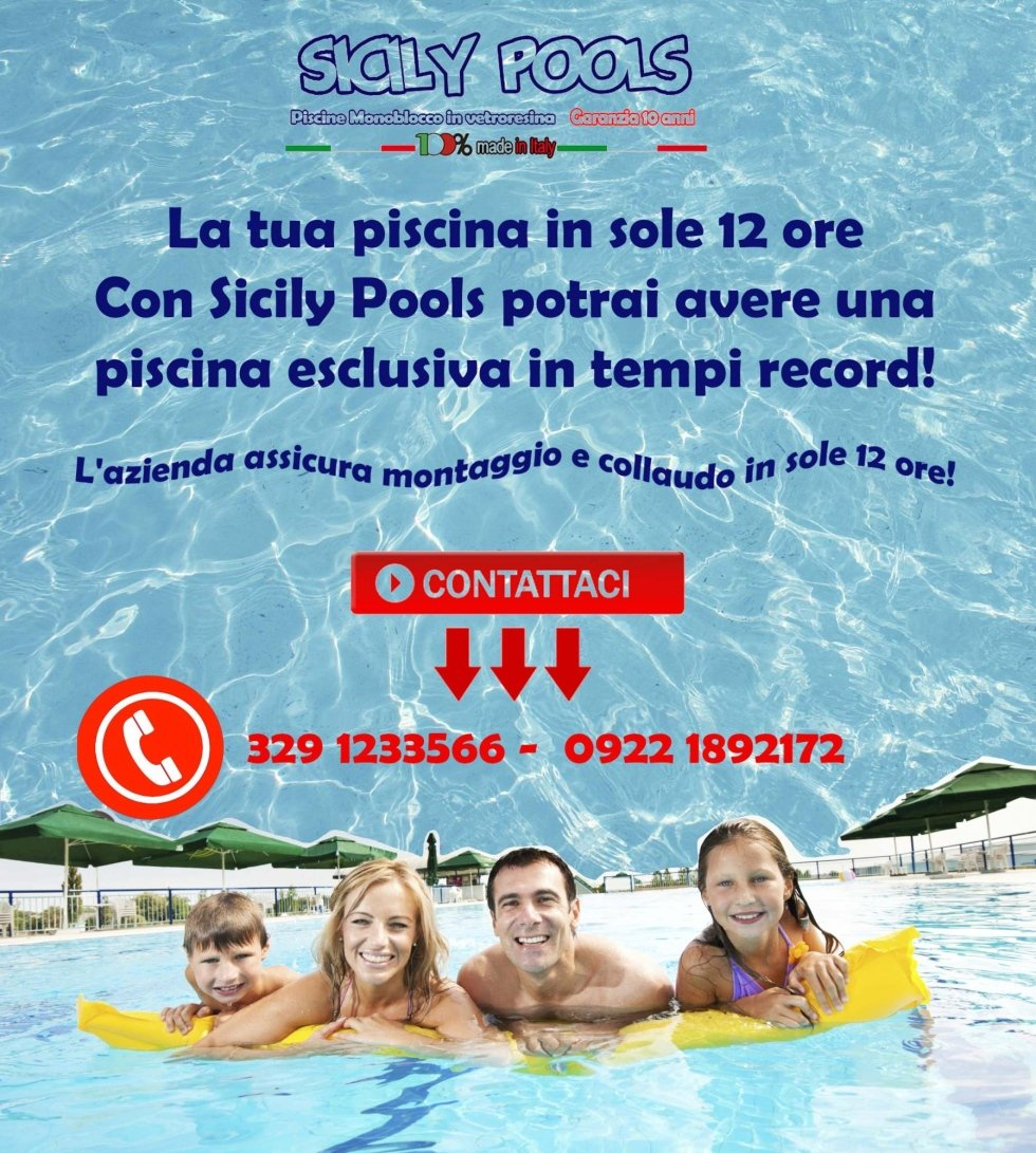 promozione piscine
