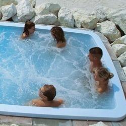 idromassaggio piscine
