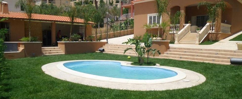 Sicily Pools realizzazione piscine